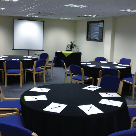 Big shed conferences in Leicester home page image